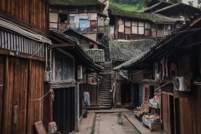 四川被人遗忘的古镇,大概有600多年的历史,原生态甚少人知道