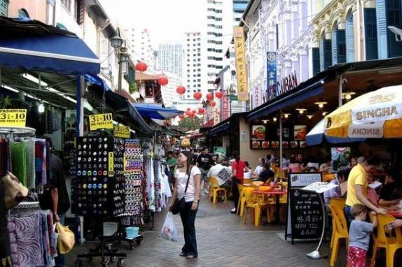 全球华人最多的三大国家!出国跟国内游没差,汉语就能随意沟通