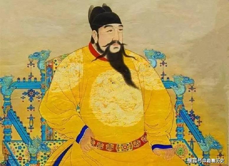 """死于北征回师途中,享年64,开创永乐盛世,被称为"""""""