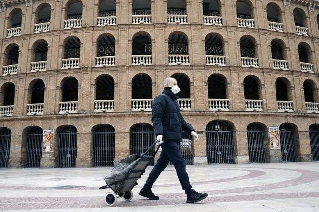西班牙gdp_机构调查:西班牙GDP2020年淤积将萎缩9.3%,2021年增长6.7%,2022...