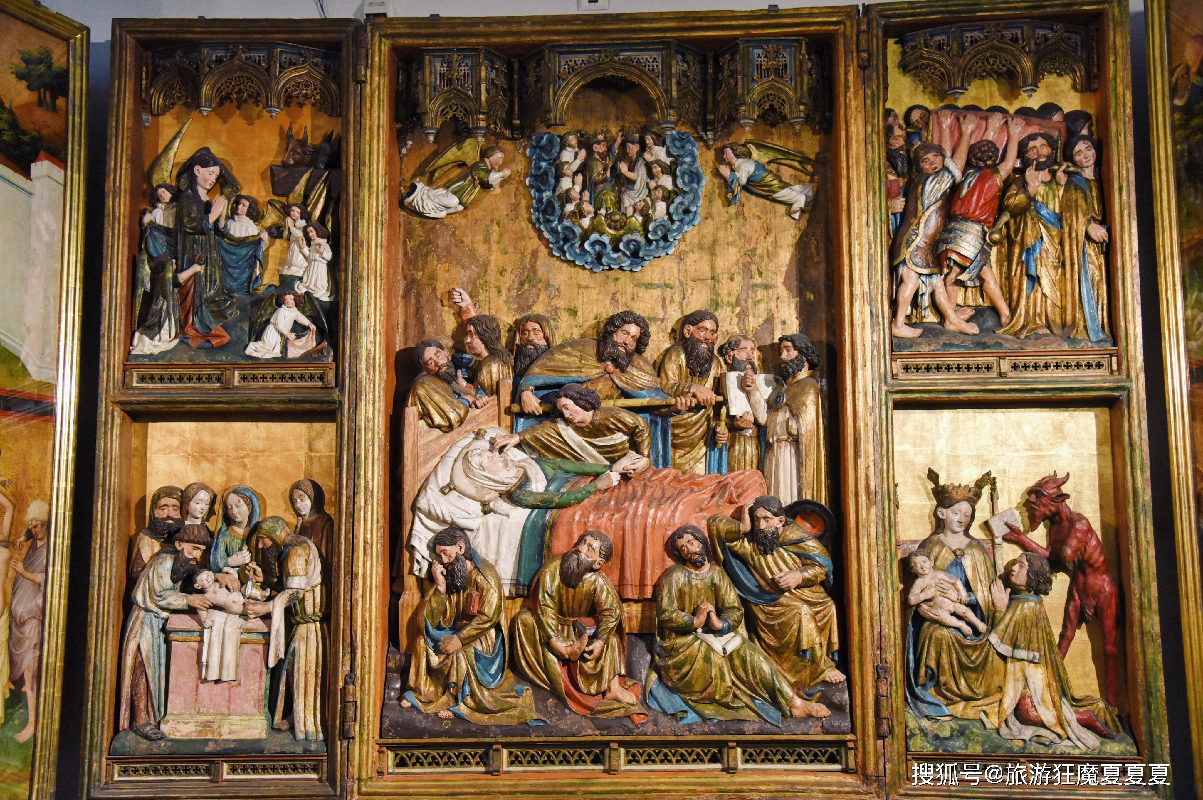 原创中世纪教堂般的芬兰国家博物馆,每天不同时间开放,门票涨到14欧