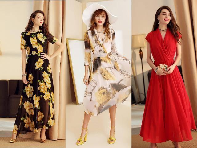 真正的时髦精,穿裙子很少配高跟鞋,照这几点搭配优雅又时髦