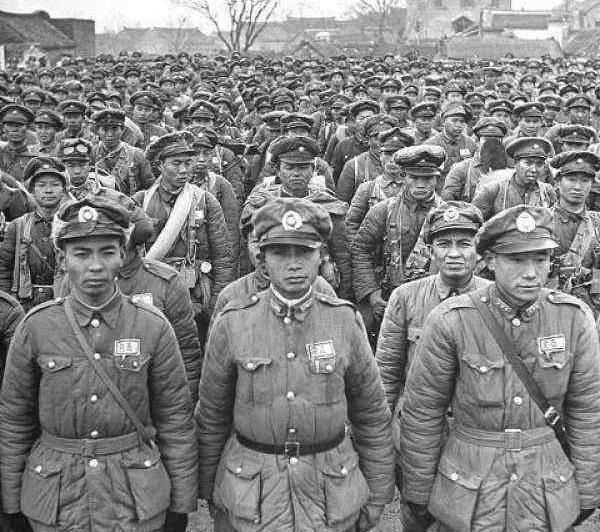原创            枪声一响,三个旅连红军面都没见过,狂奔100里,把师长都丢了!