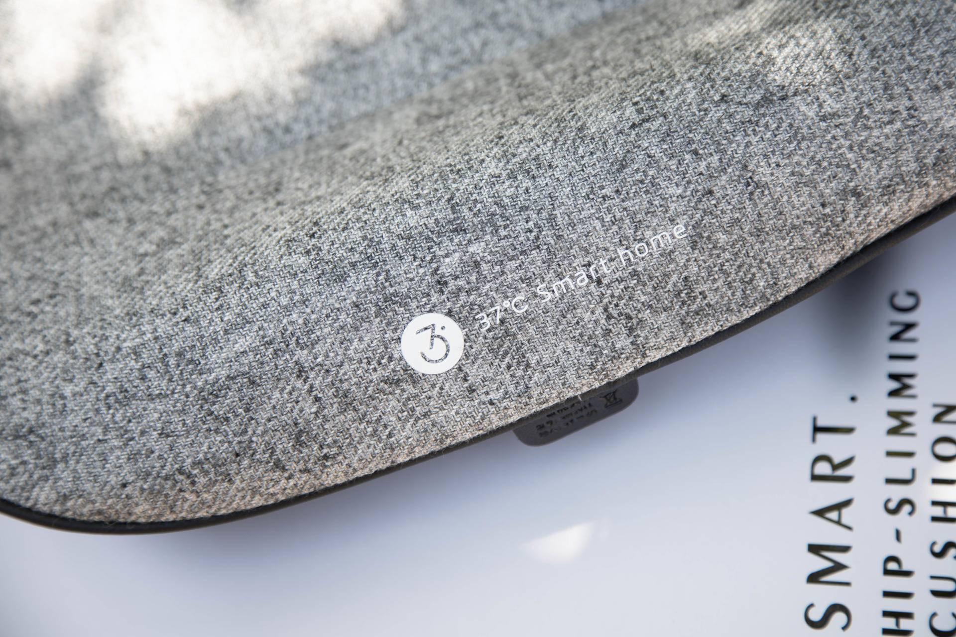 给臀部按个摩清扫一日疲惫37度塑形按摩坐垫