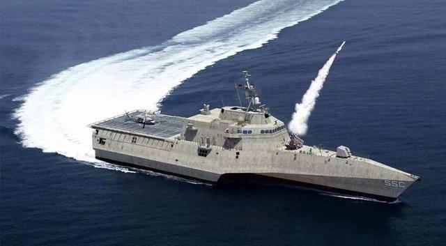"""""""小型舰艇""""成为主流?美国同意大利合作,试图打造新一代护卫舰_中欧新闻_欧洲中文网"""