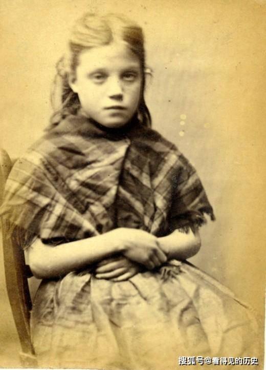 老照片  十九世纪英国的少年犯  当年英国刑法的严厉超乎想象_中欧新闻_欧洲中文网