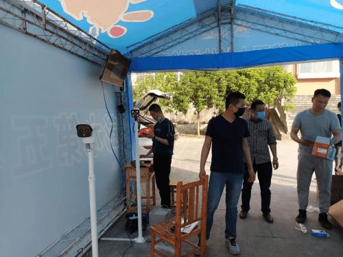 睿码科技智慧校园走进重庆市-彭水县中小学统一上线