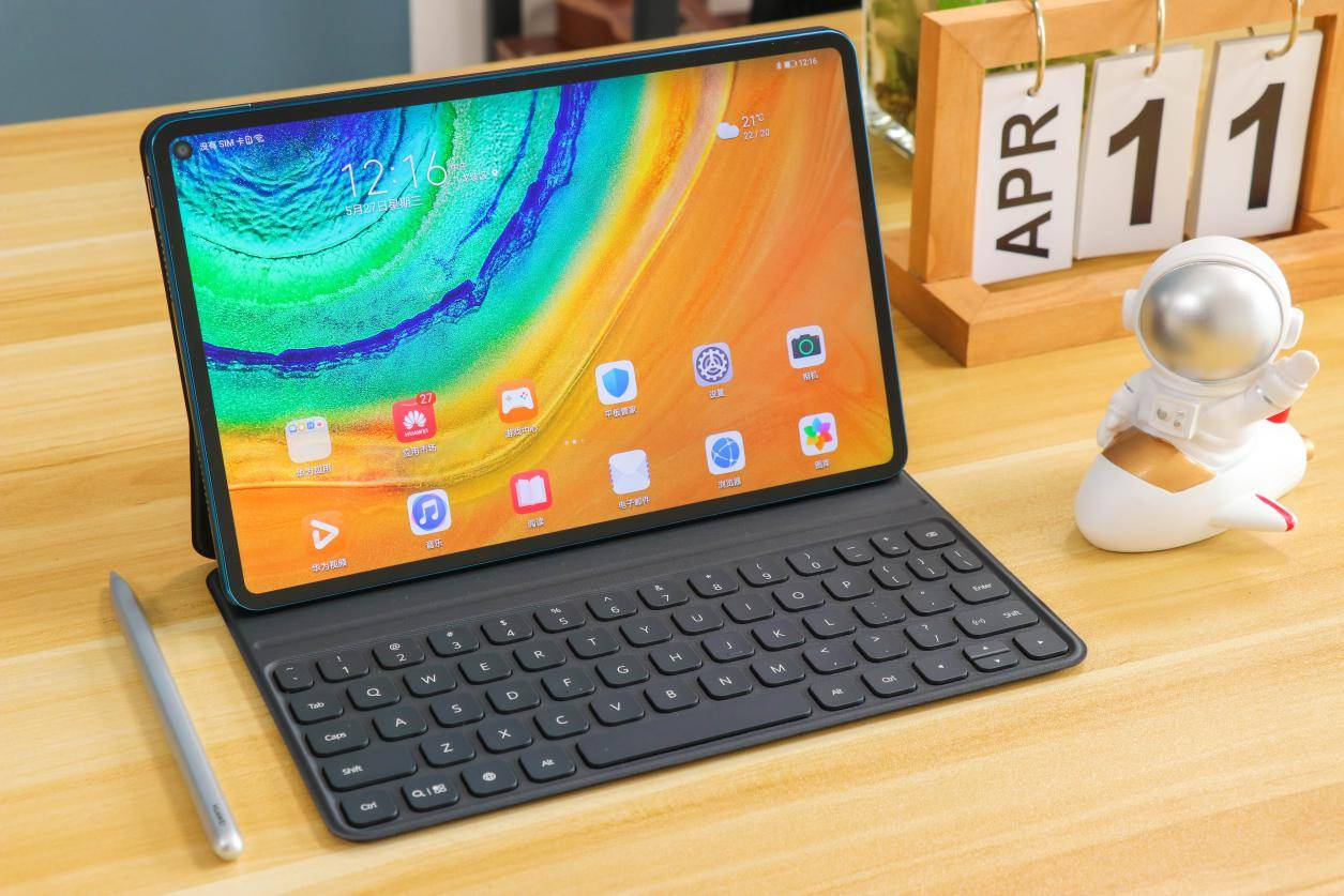 原创             【秀科技】5G能为平板带来哪些改变?华为MatePad Pro 5G上手体验