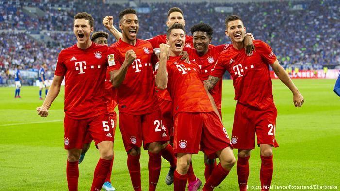 黑白直播:德甲拜仁慕尼黑vs杜塞尔多夫免