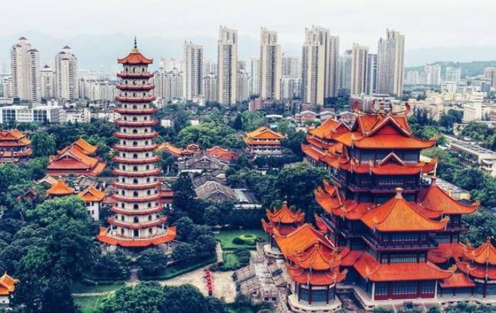 """我国最""""委屈""""的省会城市:坐拥2200多年历史,知名度却很低"""
