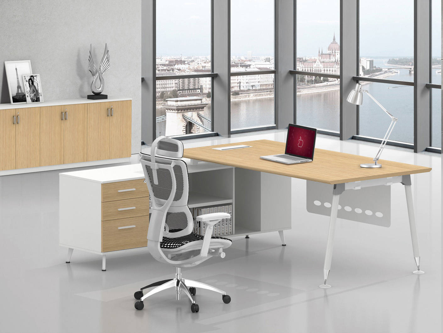 購買板式辦公家具注意事項-智賢達辦公家具