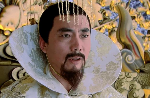 仙剑剧组实在是穷,有天帝请不起王母,很多都是一人分饰多角色!_霍建华
