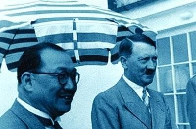 希特勒邀请中国加入轴心国,蒋介石为什么力排众议拒绝合作_德国新闻_德国中文网