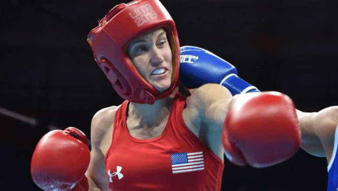 药检阳性的女拳击手维吉尼亚不需要遭到禁赛处罚!