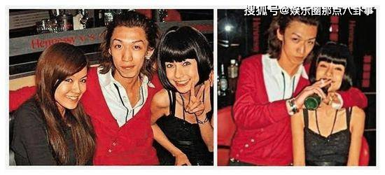 心疼!Angelababy旧照曝光 在日本被男性用酒瓶怼脸还笑|杨颖|黄晓明_同年