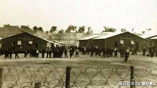 原创             就因战俘营的舒适,令1000多名日军手持餐刀越狱,冲出来后却傻了