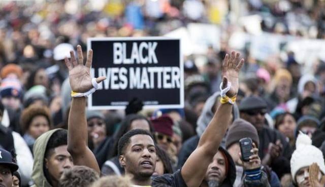 原创             美国会成为一个黑人国家么?