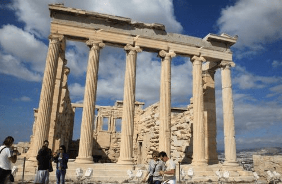 原创             希腊再次呼吁英国,归还帕台农神庙雕像