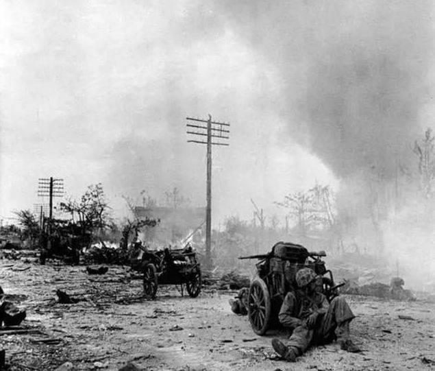 上万日本平民被军人强迫跳崖自杀:1944年6月15日塞班岛战役爆发