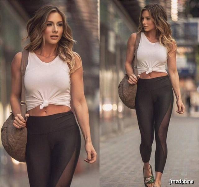 33岁健身达人,肌肉明显又不失曲线,训练计划值得借鉴_Paige 高级健身 第7张