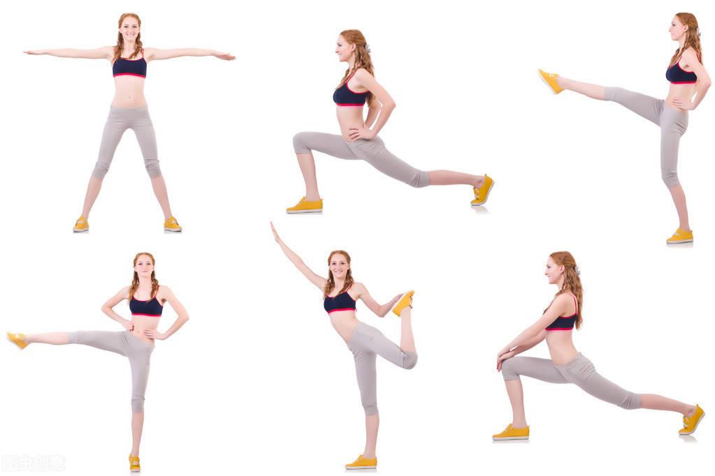 一组拉伸训练提高身体柔软度,赶走亚健康疾病,提高睡眠质量 减脂食谱 第2张