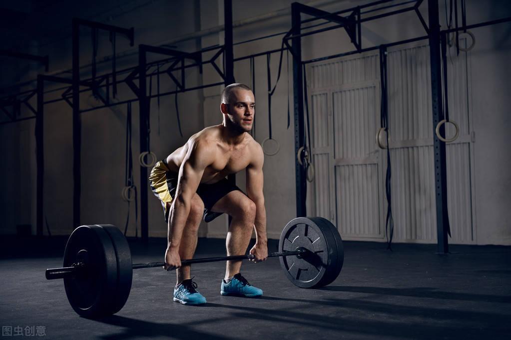 一组力量训练,不但能提高身材曲线,还能提高代谢加速减脂速度_肌肉 高级健身 第5张