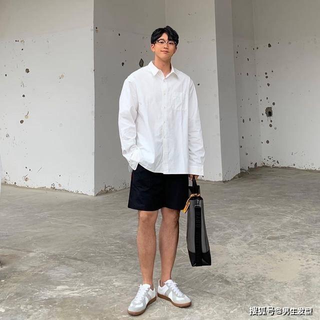 """原创男生""""腿粗""""穿短裤很丑?那是你不懂穿,这样搭配让你帅气翻倍"""
