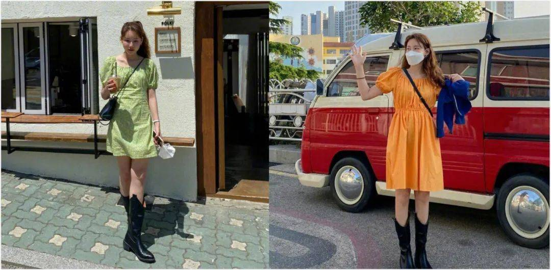 原创 16套夏日裙装搭配造型参考,让你在炎夏做个有气质的欧尼