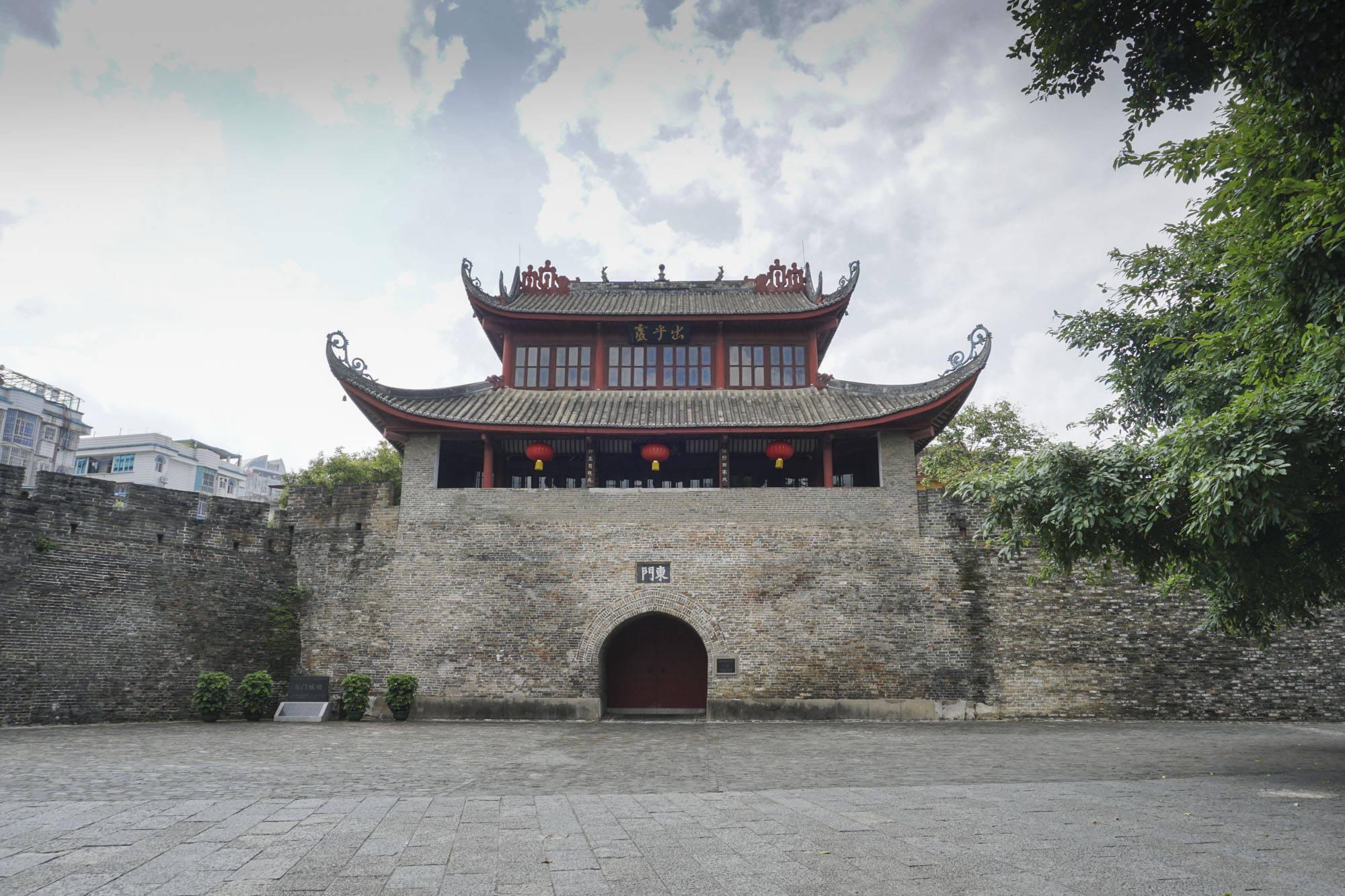 原创 广西柳州遗存不多的古迹之一,已有六百多年历史了,但常被忽略!