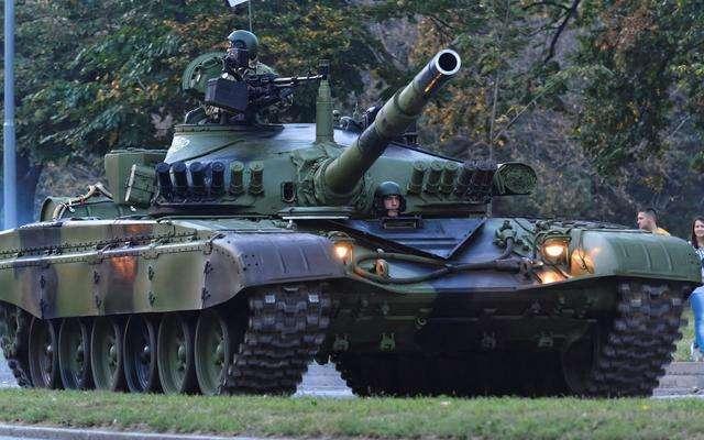 浅析南斯拉夫M84A坦克:防护能力很优异,曾卖给科