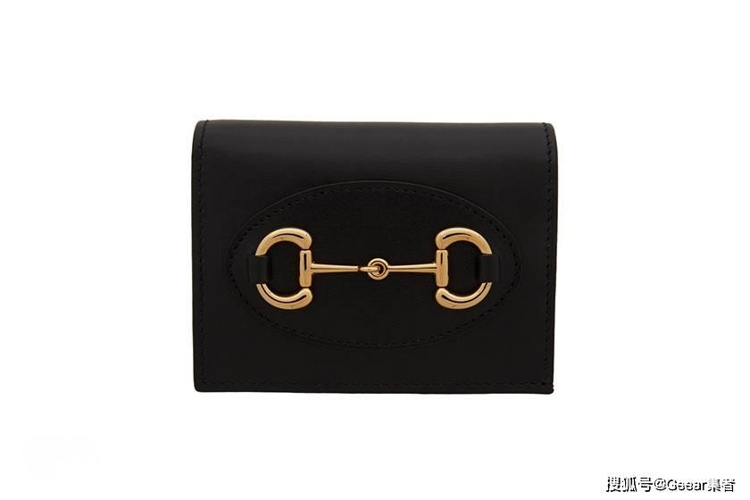 原创             热爱小手袋的女生必备:为你盘点黑色款迷你钱包!