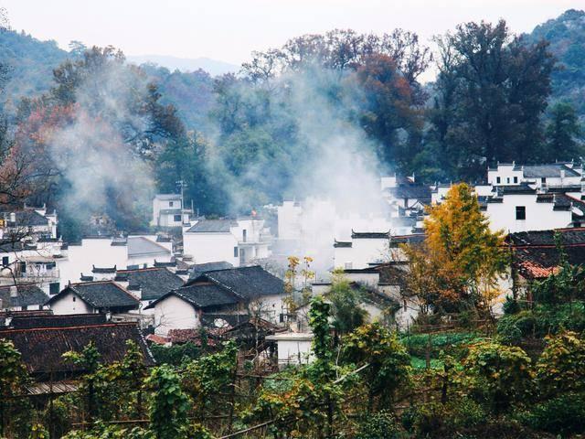 婺源最美古村落,受无数导演青睐,多部影视剧在此取景拍摄