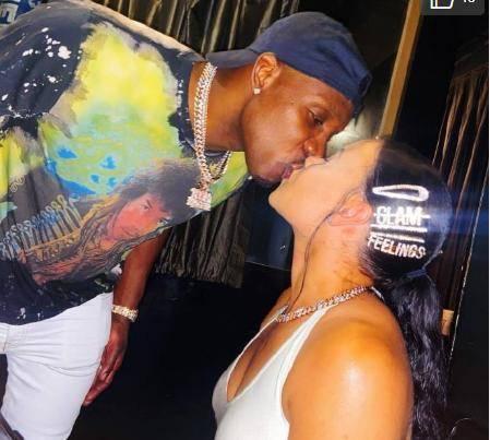 哈德森晒结婚3周年美照!与妻子热吻太甜了 网友:人生赢家啊!