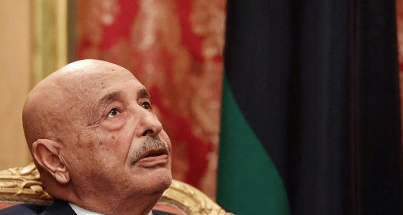利比亚东部国民代表表示,议长萨利赫将访问莫斯科