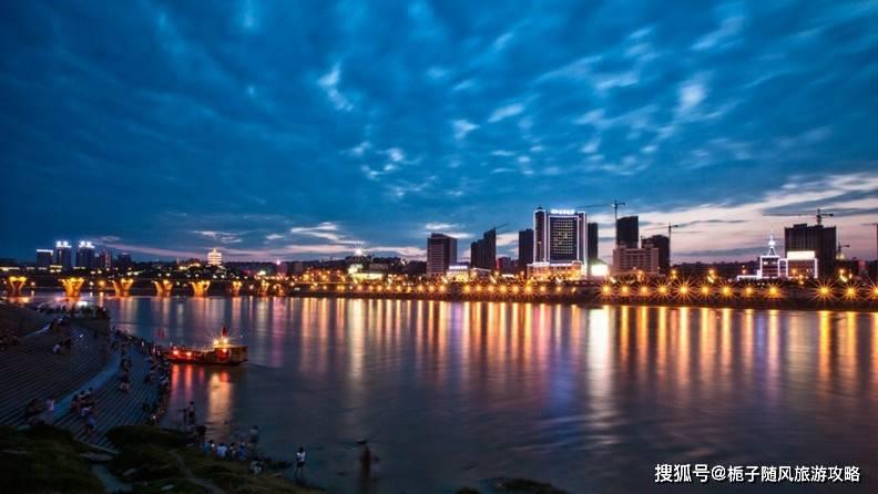 陕西安康下辖的10个行政区域一览