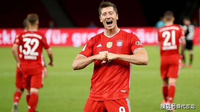 莱万拿金球奖?9成德国球迷支持他,梅西C罗仍是第一热门_德国新闻_德国中文网