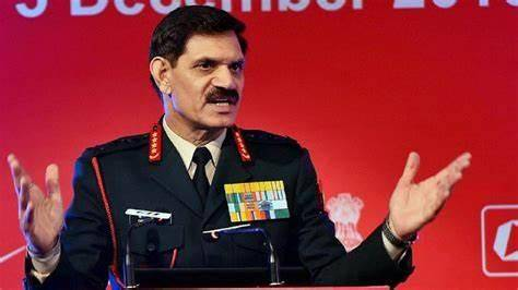 印度陆军上将祖孙三代从军,爱好高尔夫和骑马,军事奖章多达16枚
