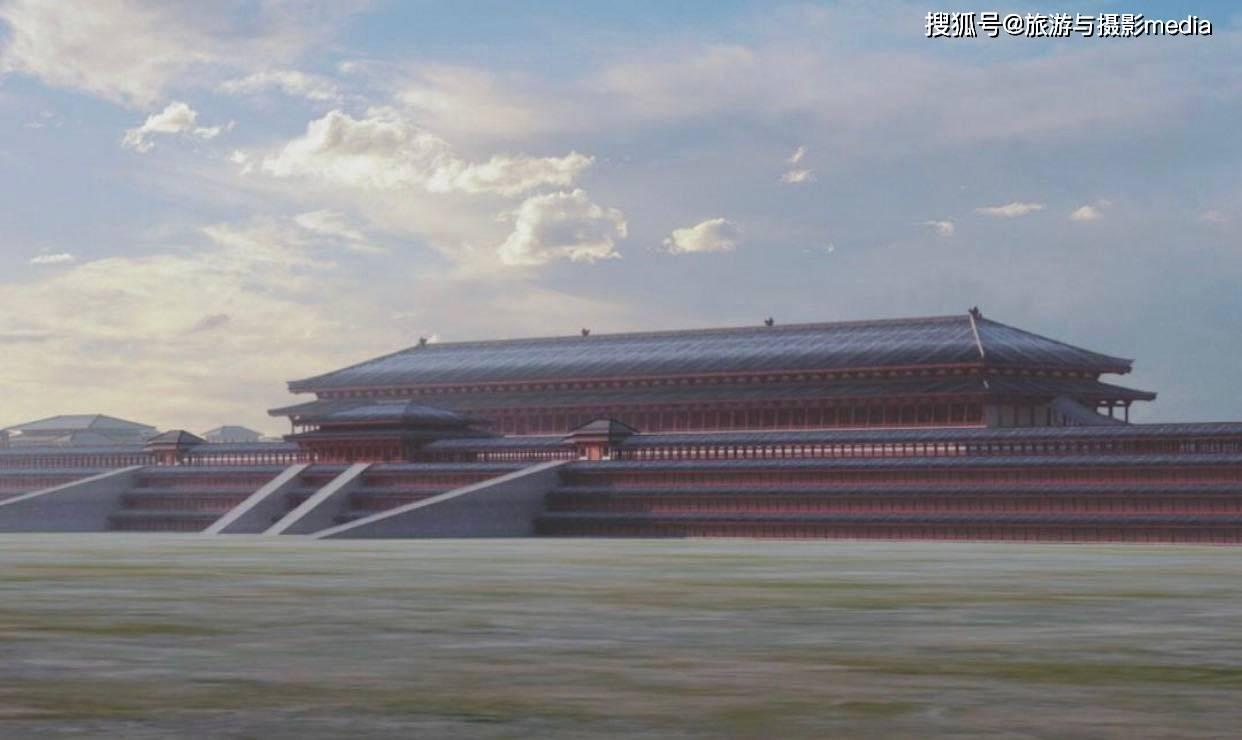 """中国历史上最大""""烂尾工程"""",荒废2000年,却被誉为""""天下第一宫"""""""