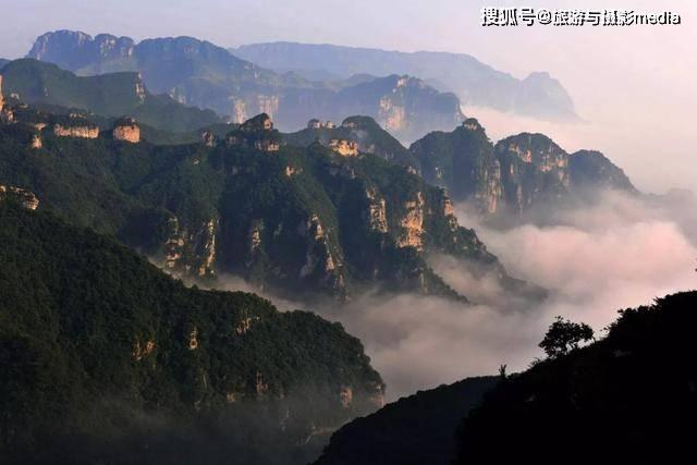 我国能摸到云的山,被称为山西宝藏!还有罕见800里云海美哭你