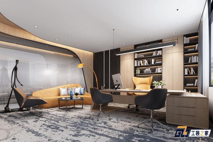 四办公室家具选择 西安互联网办公室装修