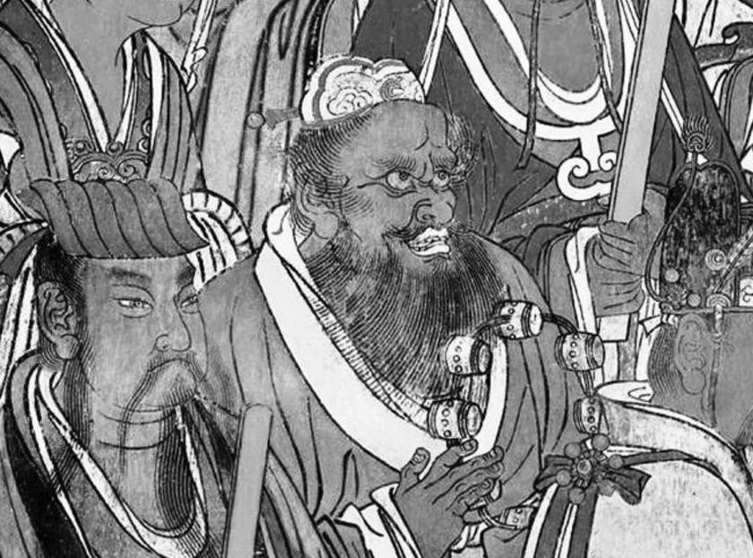 """中国的""""雷神""""形象的起源与流传,在艺术作品中又是何种面目?"""