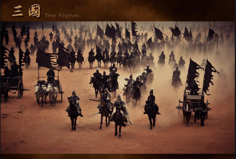 战国时打仗动辄几十万军队,为何到了三国,十万人已经是大阵仗了