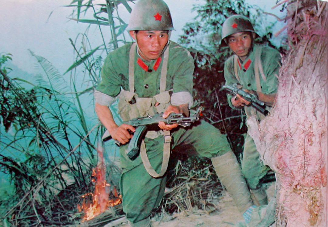 对越反击战, 一位外军司令访问老山前线, 明白了和解放军的差距