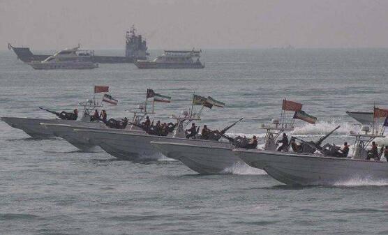 各国关注一张卫星照片,伊朗什么时候军事实力这么强了?