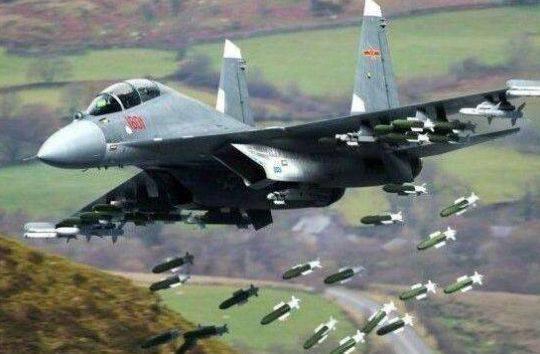 俄罗斯空军声东击西,与阿联酋完美配合,土耳其防空系统被摧毁