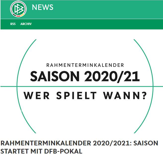 德足协宣布新赛季德甲9月开战 冬歇期压缩近2/3