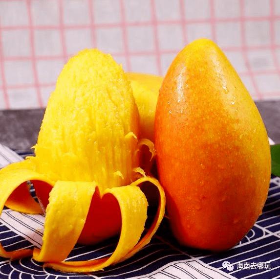 推荐:海南应季热带水果上市时间表,一