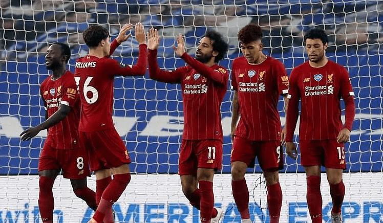 利物浦前瞻:冲击主场25连胜 萨拉赫400场