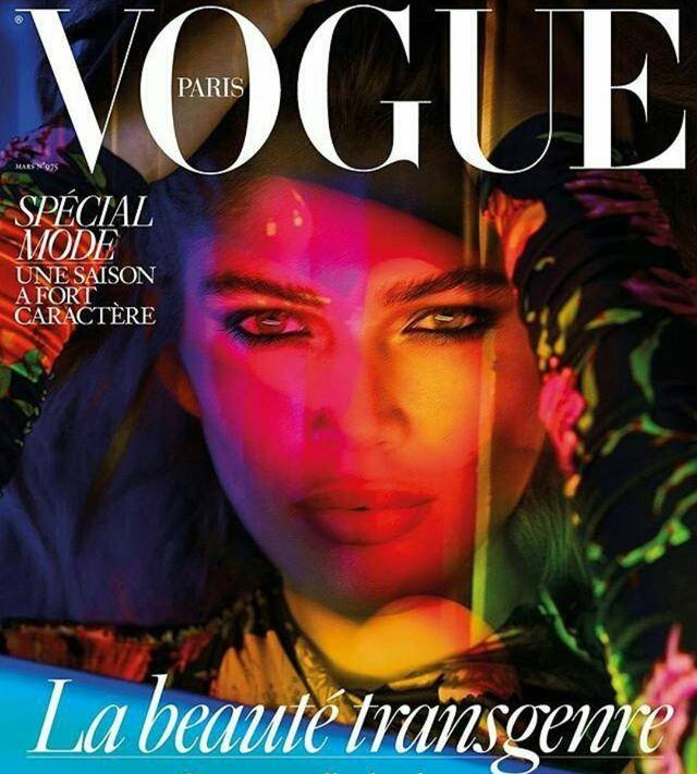 原创 巴西超模又创奇迹!穿紧身泳衣登泳装周刊,谁能想到她曾是男性?