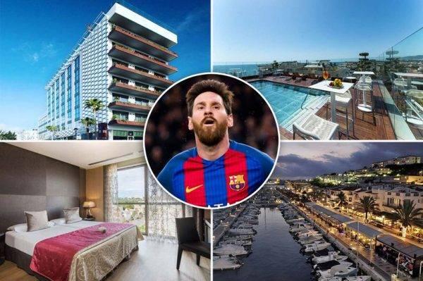 梅西旗下第四家豪华酒店开业 两大产业出现亏损